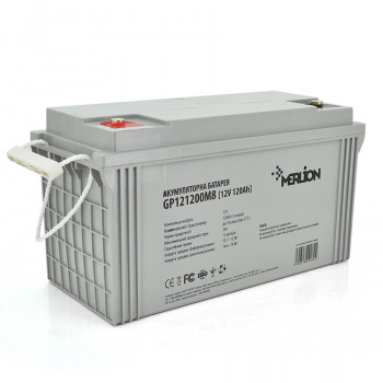 Аккумуляторная батарея MERLION AGM GP121200M8 12 V 120 Ah