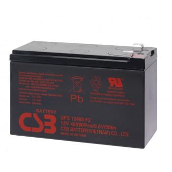 Аккумуляторная батарея CSB UPS12460, 12V9Ah